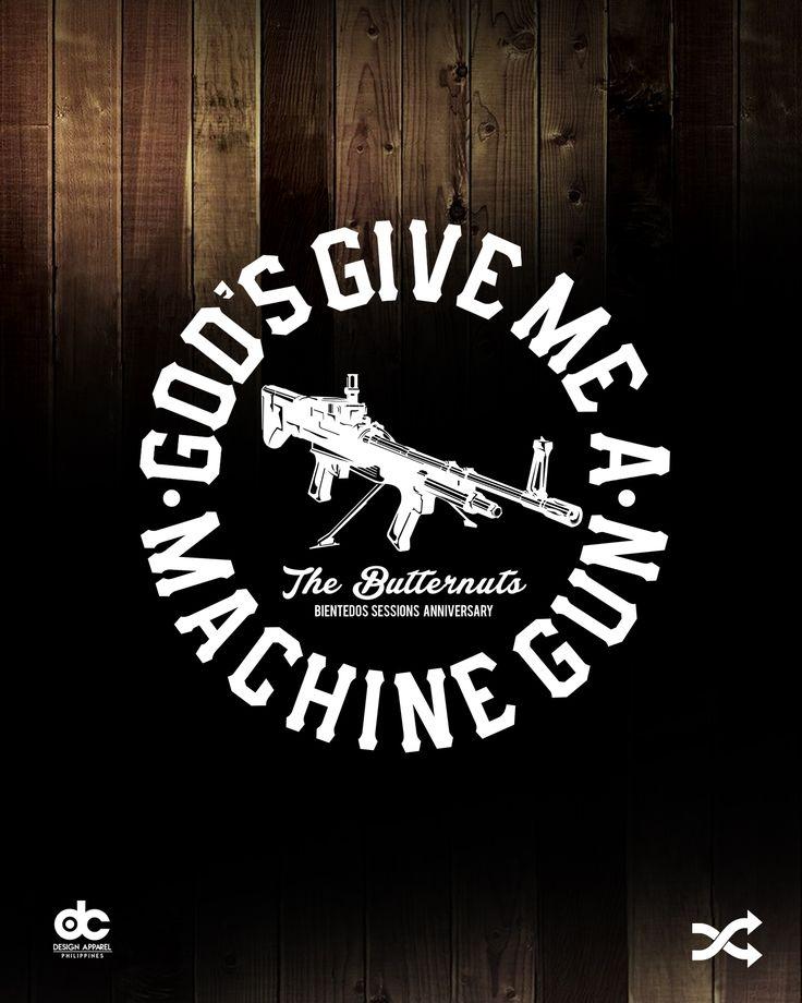 BBnuts_God give me a machine gun