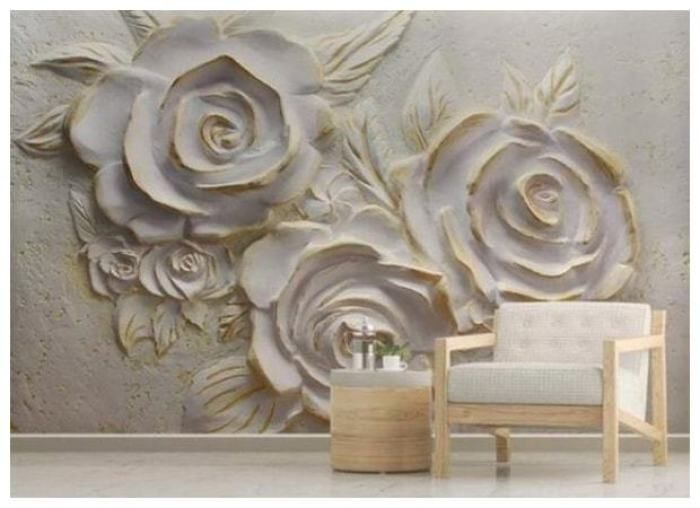 Amazing Diy Ideas For Plaster Wall Decorations My Desired Home Mural Wall Art Plaster Wall Art Wall Wallpaper