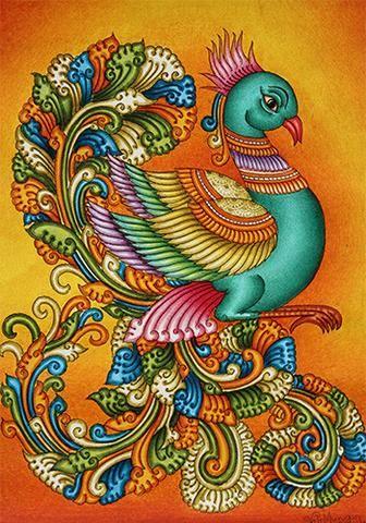 Mural Painting Design 5