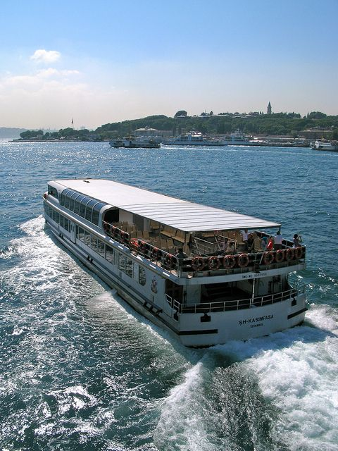 Bosphorus - Istanbul, Turkey