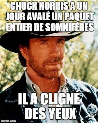 Top 21 des meilleures blagues sur Chuck Norris | Page 4 @besssof