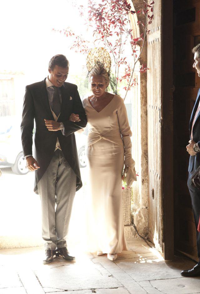 La boda de Pecas y Curro | Casilda se casa