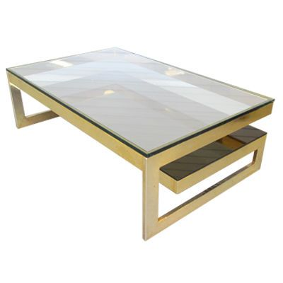 view this item and discover similar coffee and cocktail tables for sale at vintage gold two tier coffee table french