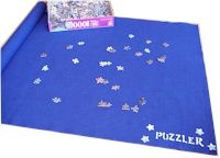 Make your own puzzle mat. Make 2. Add puzzles and I have gifts for my mom and mother-in-law.