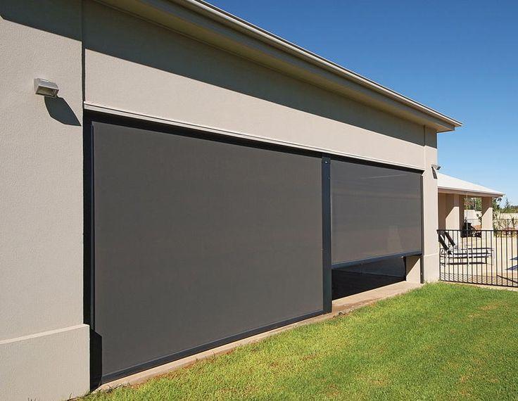 Best 25 outdoor blinds ideas on pinterest outdoor patio blinds diy exterior roller shades - Blind patio goedkope ...