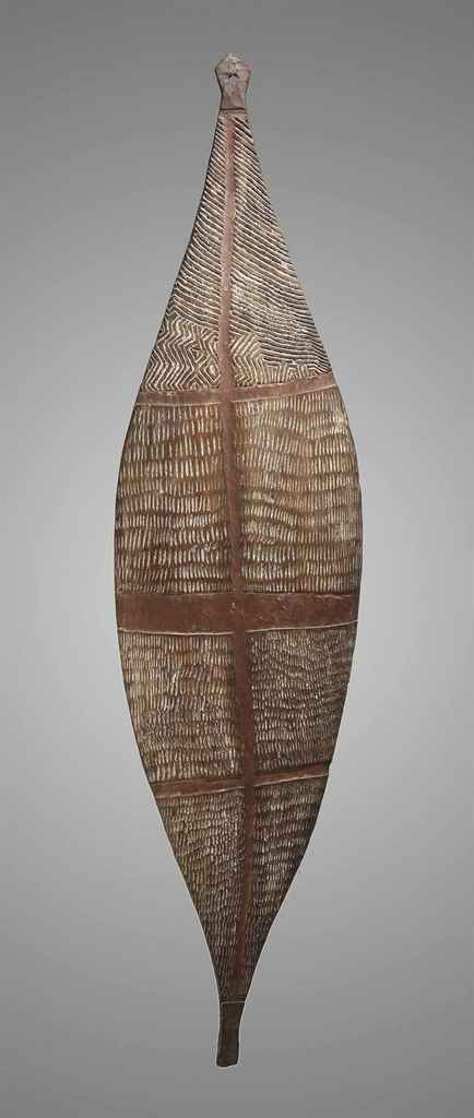 ABORIGINAL SHIELD, AUSTRALIA | Christie's                                                                                                                                                                                 More