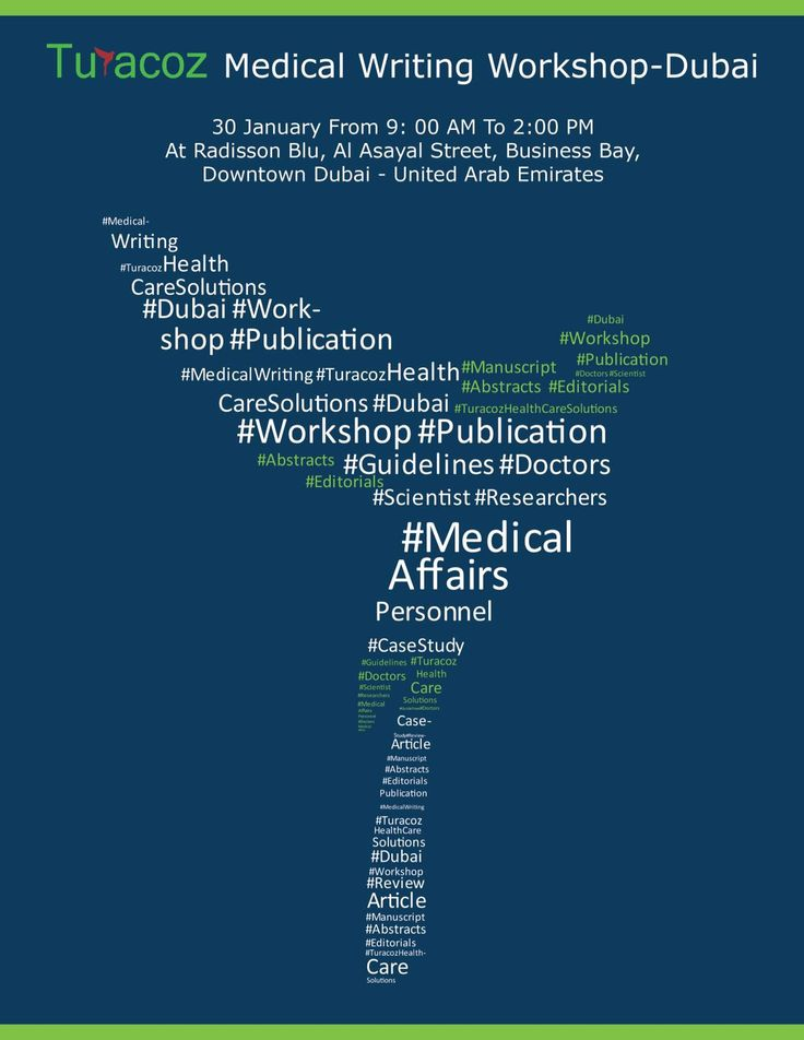#MedicalWriting #TuracozHealthCareSolutions #Dubai #Workshop #Publication #Guidelines #Doctors #Scientist #Researchers