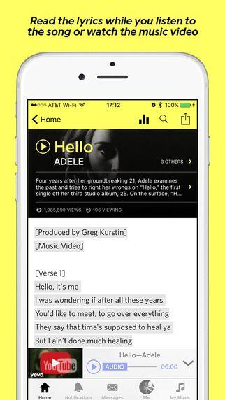 Genius: Song Lyrics + Knowledge Project by Genius Media Group