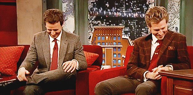 Seth And Josh Meyers Are The Most Flawless Brothers Ever