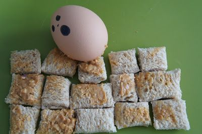 """Totally Tots: Little Books for Little Cooks.  whole website with books and food to make to go along with them.  my fav kind of """"craft""""...edibles!!!!"""