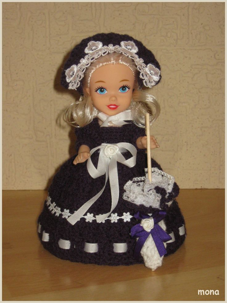 doll 23 - model from the Biedermeier