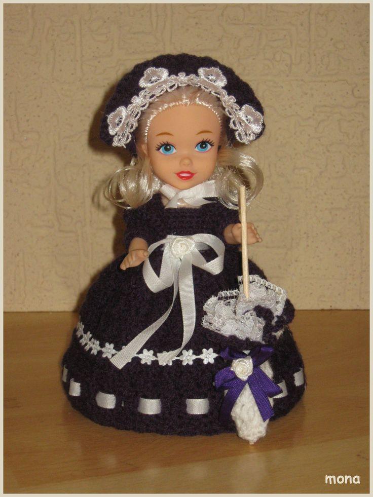 doll 23 - model from the Biedermeier
