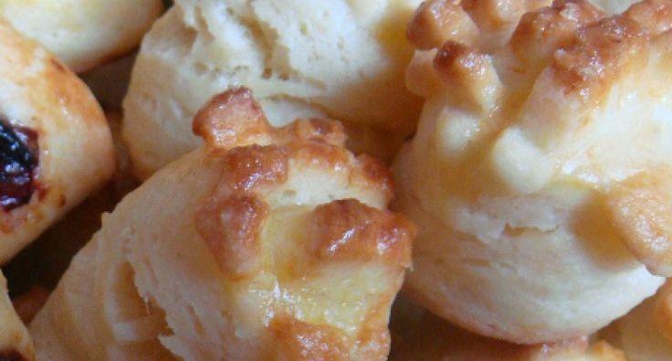 Vajas pogácsa recept | APRÓSÉF.HU - receptek képekkel