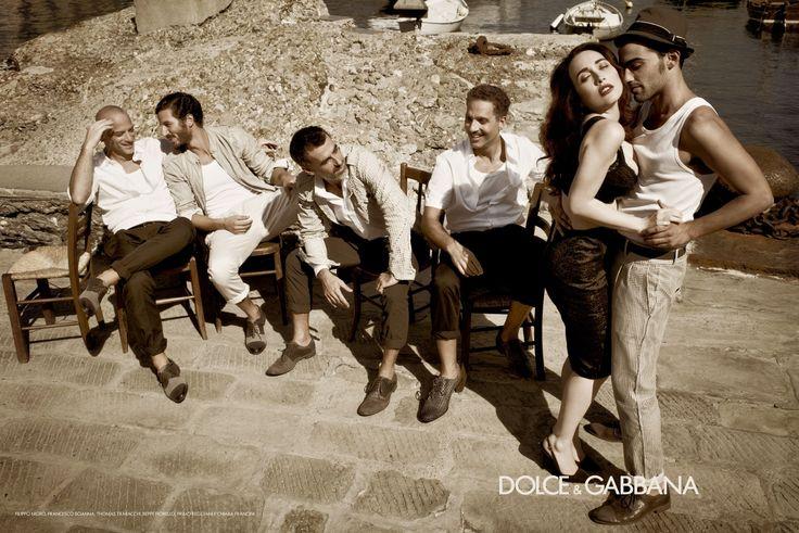 Dolce & Gabbana 2012 Campaign