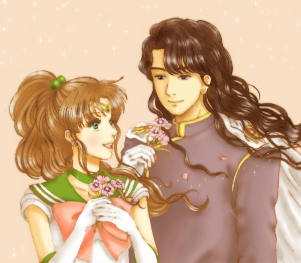 Sailor Jupiter And Nephrite 81 best images about S...