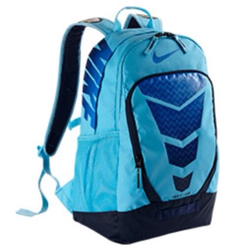 Nike Max Air Vapor Backpack BZ9732 444Tide Pool Blue/Navy/Photo Blue