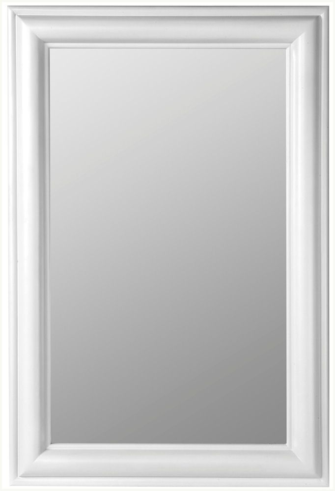 12 best White Mirrors images on Pinterest | Bathroom mirrors ...