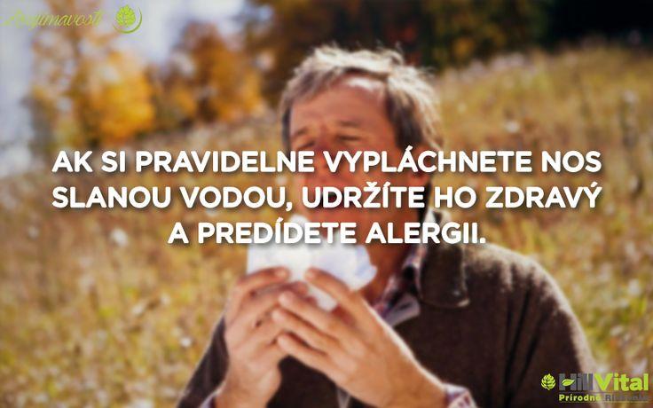Prevencia je veľmi dôležitá. Vedeli ste, že?👃👆