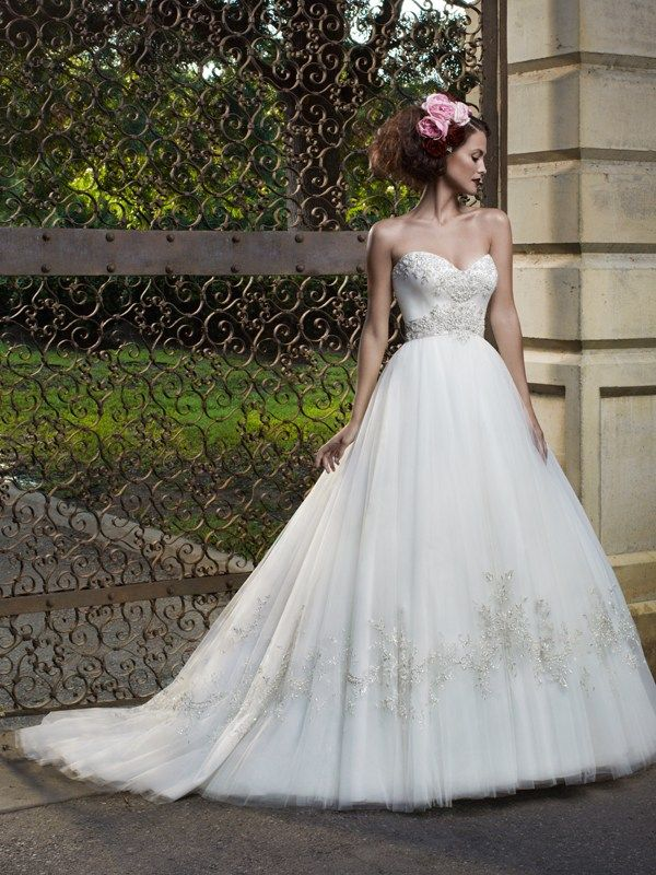 2077 Casablanca Wedding Dress