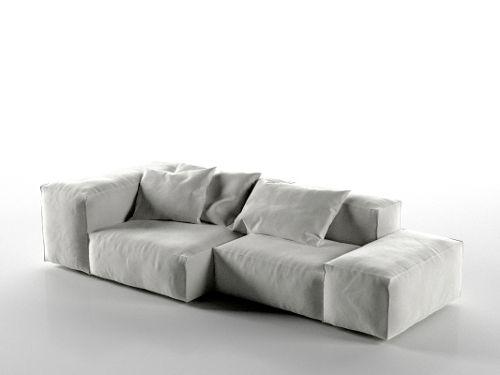 Neowall Sofa by Living Divani