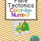 This product is a color-by-number activity that allows students to match vocabulary terms with definitions.  And YES- even secondary students love to color!   Related Plate Tectonics terms include: continental drift asthenosphere plate tectonics lithosphere subduction zone convergent boundary transform boundary divergent boundary earthquakes volcanoes rift valley & mid-ocean ridge mountains  This could be used as a quick assessment, a homework assignment, or for early finishers.   © ...