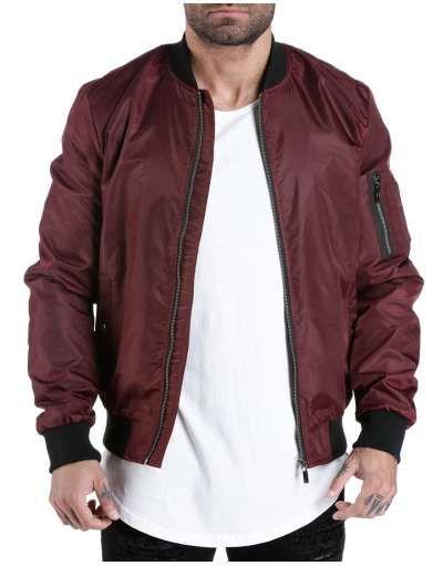ΝΕΕΣ ΑΦΙΞΕΙΣ :: Jacket New Age Pilot Bordeaux - OEM