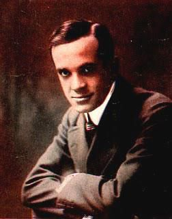 Al Jolson, whose first singing job was on the Bowery.  From Bowery Alliance of Neighbors.