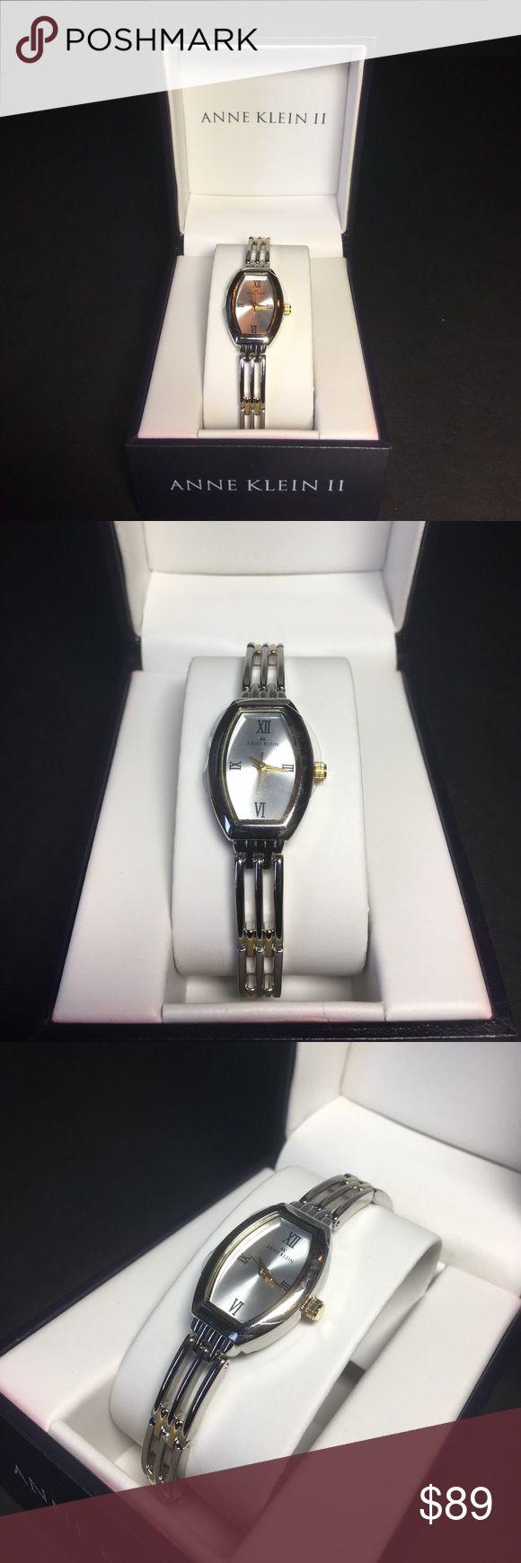 New Anne Klein ll Y121E Woman's Wrist Watch New Anne Klein ll Y121E Woman's Wrist Watch Anne Klein Accessories Watches