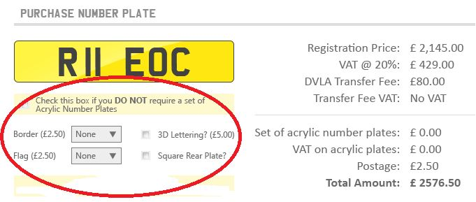 Personalised Number Plates - http://www.platehunter.com/