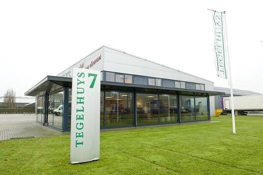 Showroom Tegelhuys Gieten - uw winkel voor plavuizen, natuurstenen vloeren en vloerverwarming - Drenthe, Groningen, Friesland
