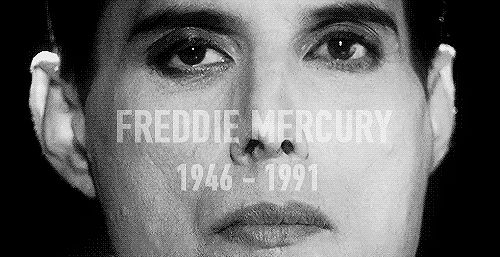 24 years without Freddie Mercury5th September 1946 – 24th November 1991We love you and miss you Freddie. Rest in peace.
