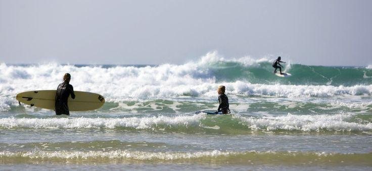 The Esplanade Hotel | Quiksilver Surf School