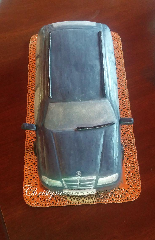 Mercedes cake 2.