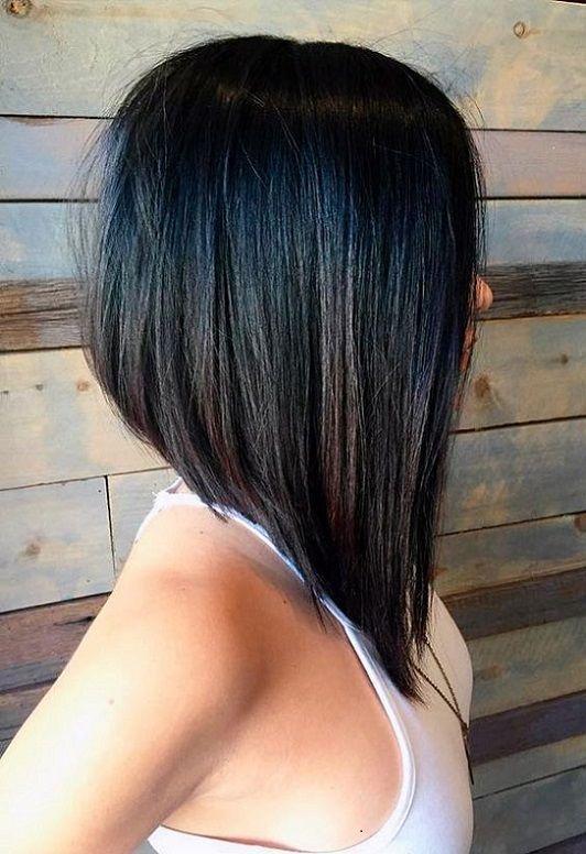 35 Best Stacked Bob Haircut Ideas 2018 Fryzury Pinterest Hair