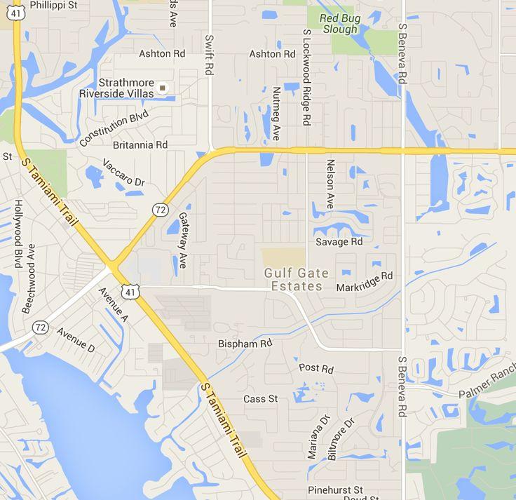 Gulf Gate Estates 34231 Sarasota, FL Neighborhood Profile