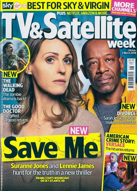 Tv & Satellite Week  Magazine Subscription | Buy at Newsstand.co.uk | Television