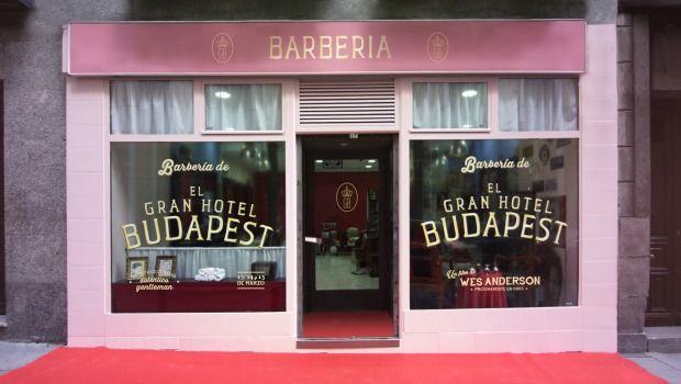 Publicidad y Propaganda 2008: Una barbería muy especial para promocionar la pelí...