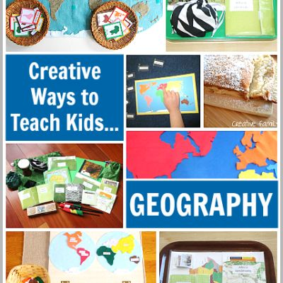 Creative Geography Activities for Kids
