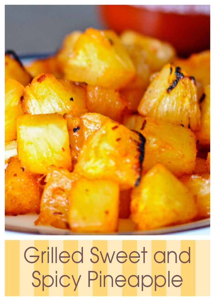 Great way to kick those sweet and spicy cravings!
