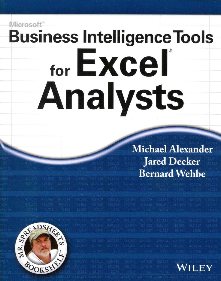 Bridge the big data gap with Microsoft Business Intelligence Tools for Excel Analysts The distinction between departmental reporting done by business analysts with Excel and the enterprise reporting d