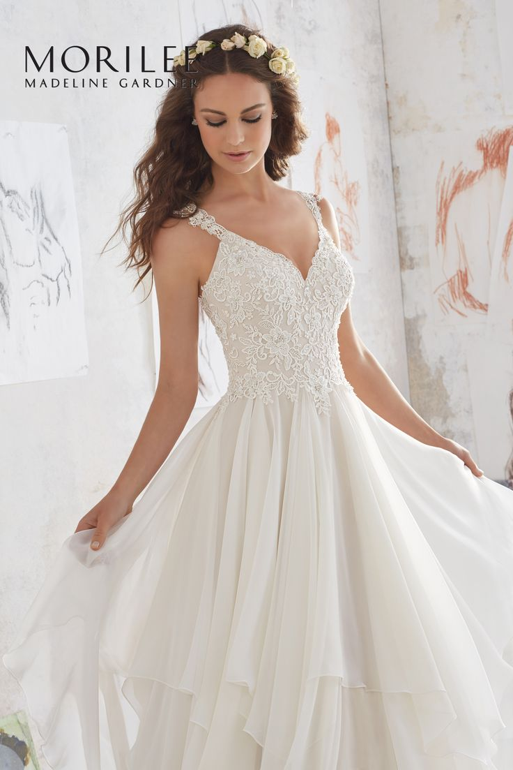 17 best MORILEE BLU SS17 images on Pinterest | Wedding frocks, Short ...