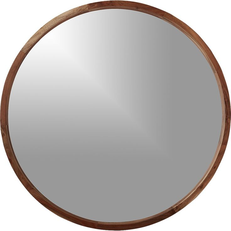 1000 Ideas About Circle Mirrors On Pinterest: Wall Mirrors, Reclaimed Wood Mirror And Mirrors