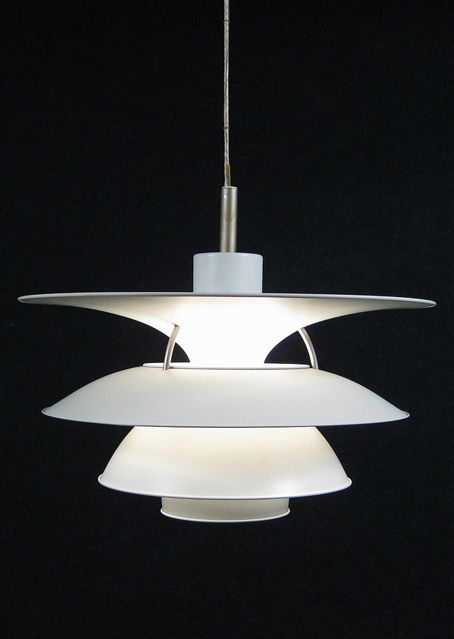 caiopliniodesign | It's All About Design » Charlottenburg PH6½-6 pendant lamp by Poul Henningsen