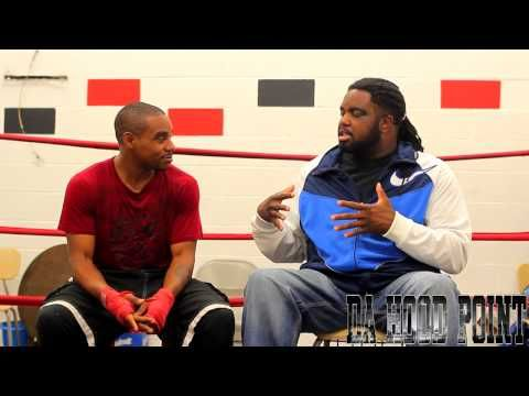 Glenville Rec Boxing Anthony Card Interview