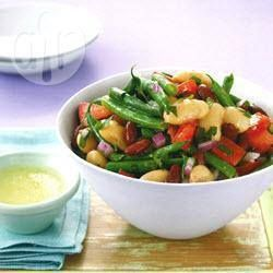 Three Bean Salad Tuscan-Style @ allrecipes.com.au