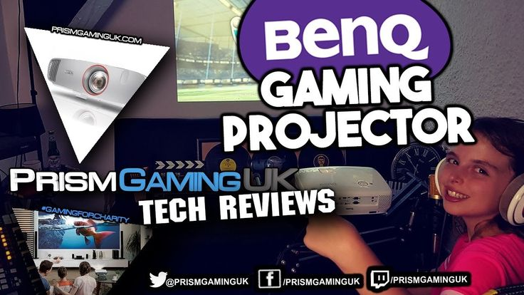 BenQ Gaming Projector Review Home Cinema W1210ST 1080 HD