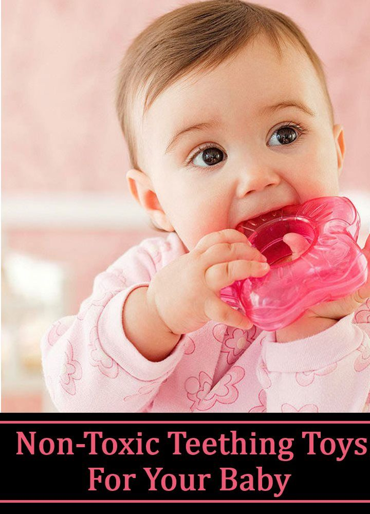 7 Best Non-Toxic Teething Toys For Your Baby