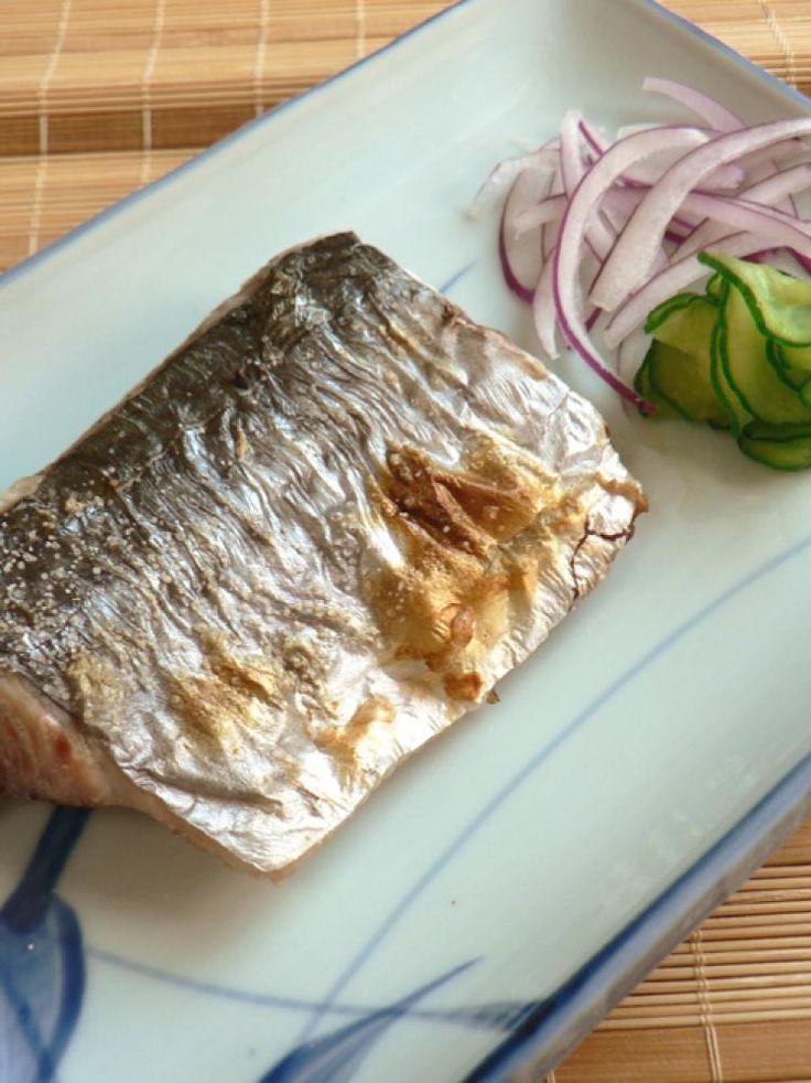 さわらの岩塩焼き、糖尿病向け、ダイエットレシピ|ダイエット低 ...