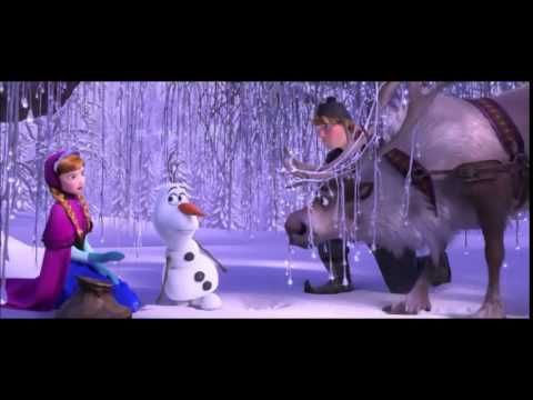 Frozen ( Olaf ) - In Summer ( Hungarian )
