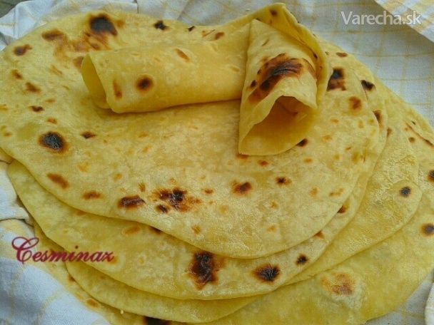 Ekmek / Tortilla / Chlieb